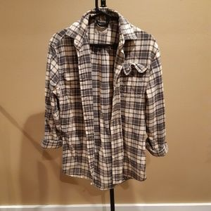 Jachs Heavy Flannel Shirt